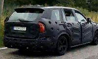 Volvos mystiska testbil spionfilmad av ams-läsare