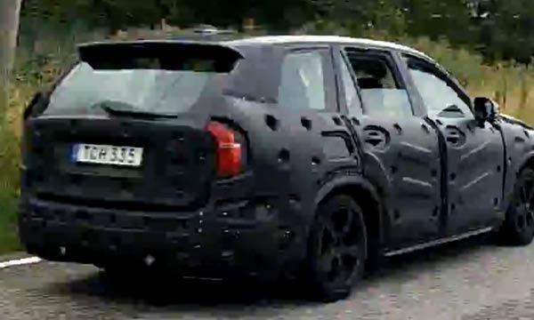 Nu testkör Volvo nya V90 – så känner du igen den