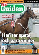 V75 Guiden nr 40, 2015