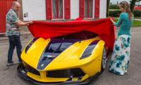Googlechefen gav sin fru en Ferrari FXX K