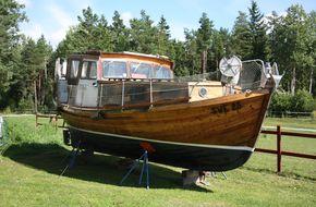 Motorbåt Ålandssnipa
