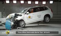 Euro NCAP berömmer Volvo XC90 – får toppbetyg och fem stjärnor