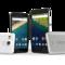 Två nya Nexus-telefoner
