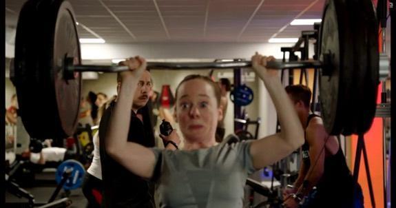 Hur får man bete sig på gymmet?