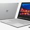 Bärbar dator med Microsoft-logga