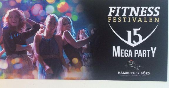 Vill du gå på Mega Party i STHLM?