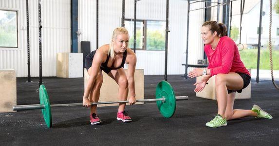 Framgång inom träningsbranschen