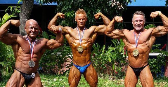 Tre VM-medaljer till Sverige!