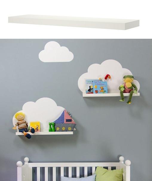 Barnrum barnrum bokhylla : 10 smarta Ikea-hacks till barnrummet som alla föräldrar borde ...