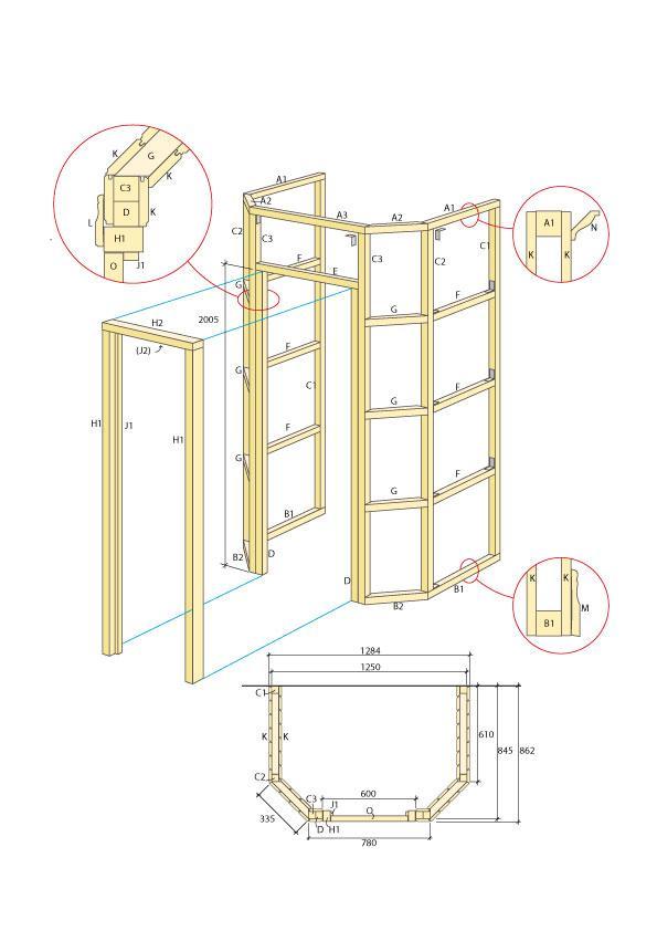 Bygg ditt eget skafferi Hus& Hem