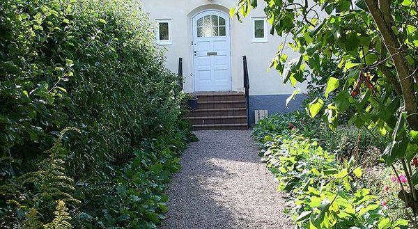 Trädgård Grus : Så anlägger du en grusgång hus amp hem