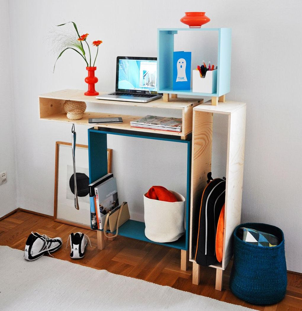 Bygg en hallbänk med multifunktion Hus& Hem