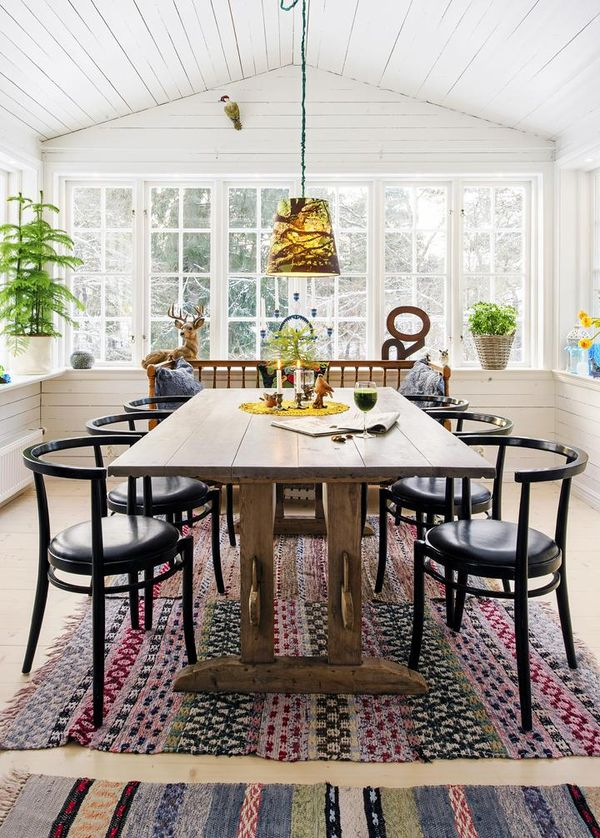 6 inspirerande matplatser hus hem for Hem arredamento