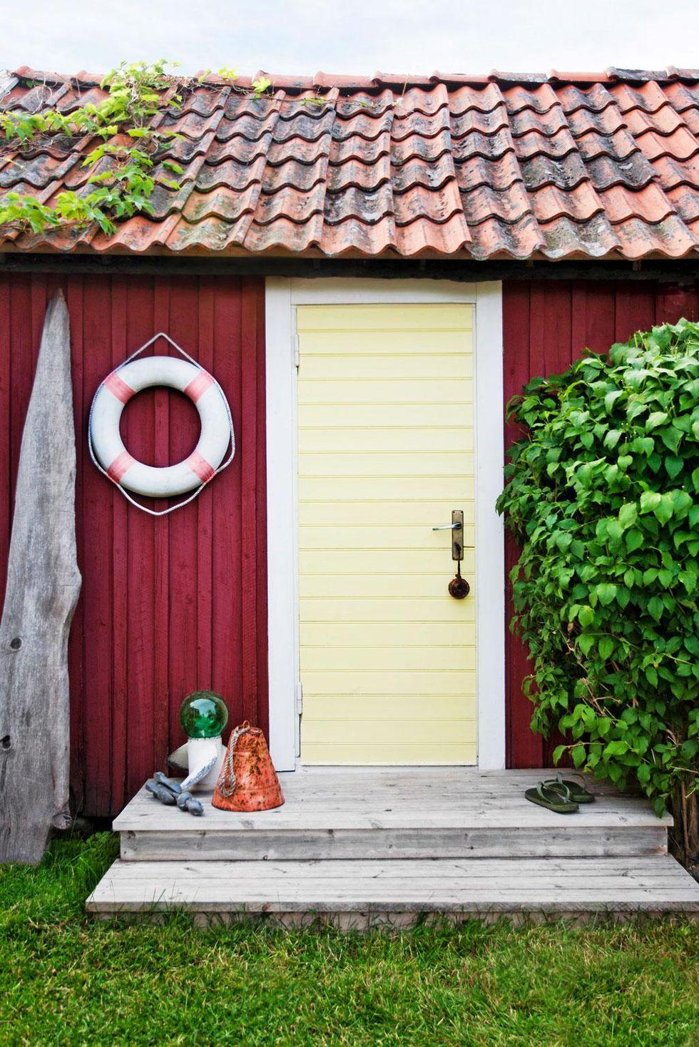 Gästhuset i Roslagens skärgårdär en riktig liten pärla Hus& Hem