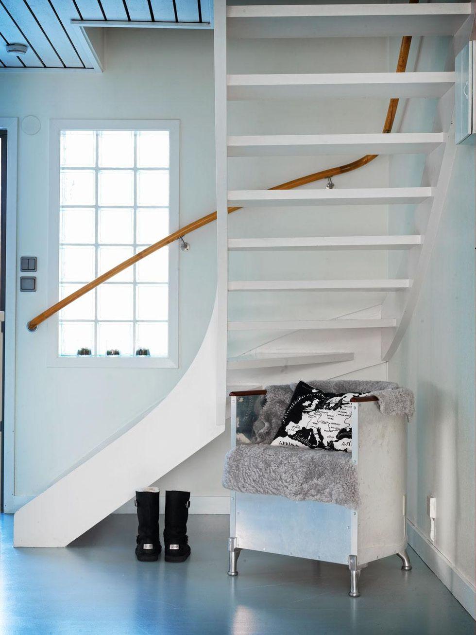 MÃ¥la om trappan – hus & hem