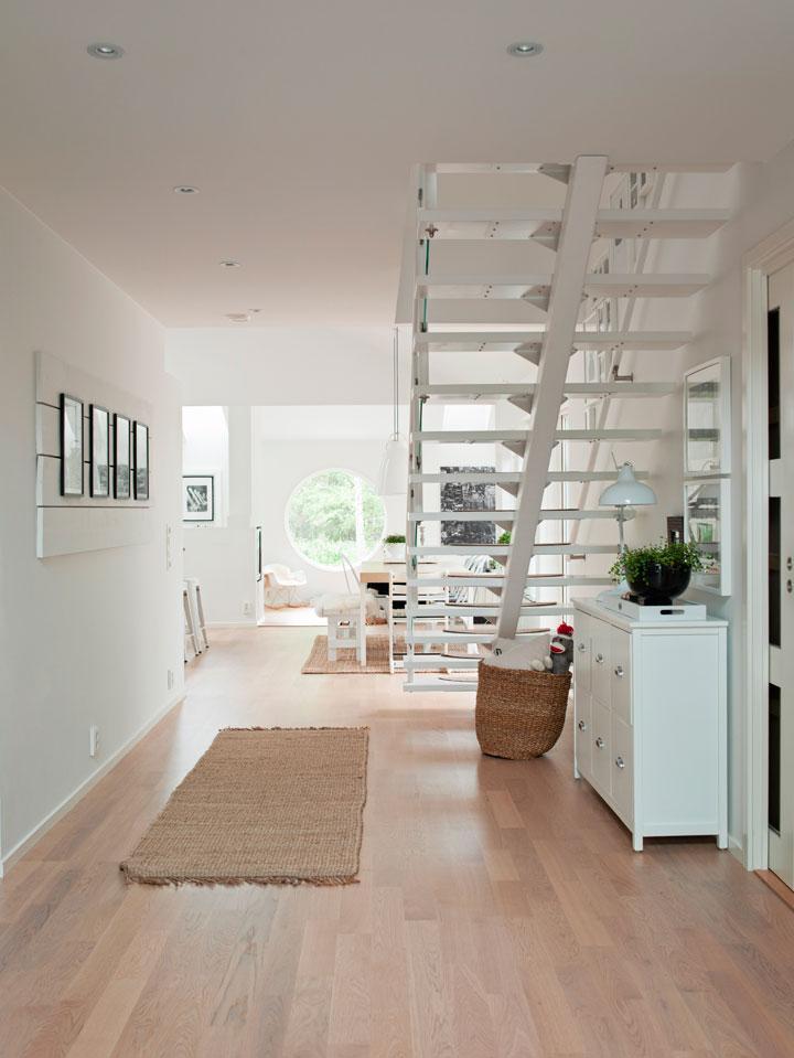 New Englandstil hos arkitekten Hus& Hem