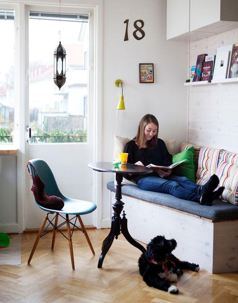 Bygg sittbänk i köket – hus & hem