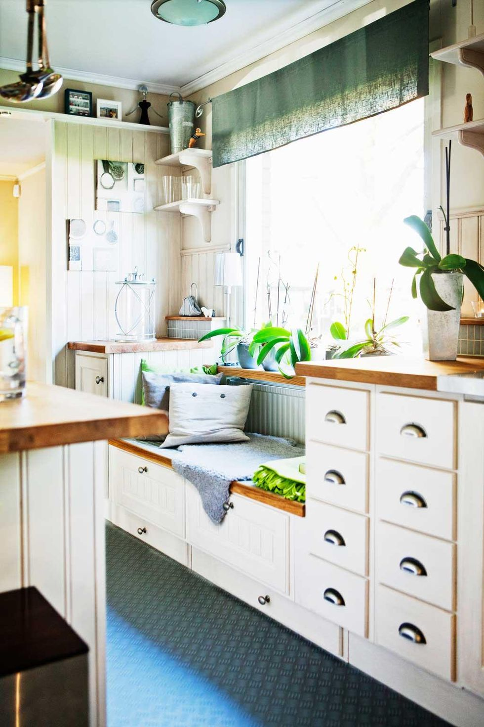 Kök kök mosaik : Lantkök med nygammal charm – Hus & Hem