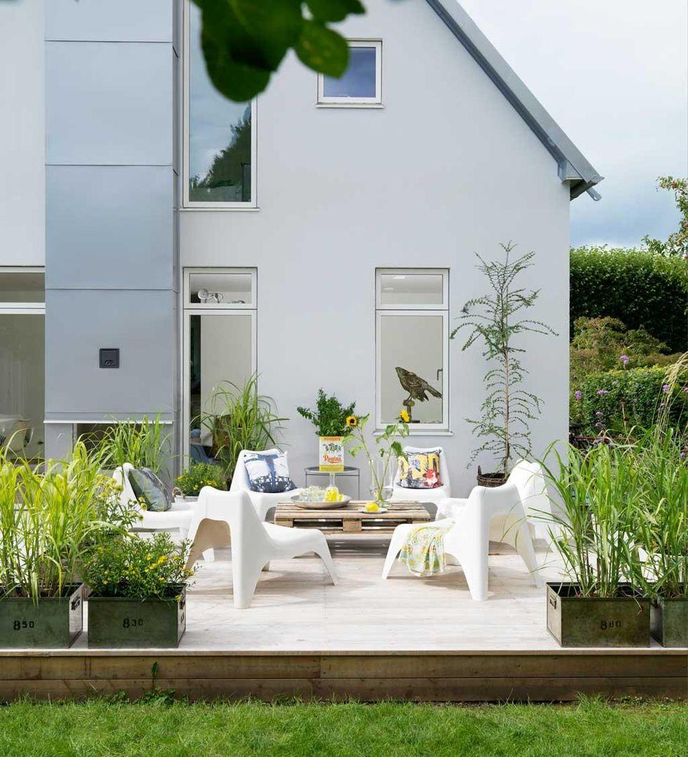 Inred din uteplats till en skön oas - Hus & Hem