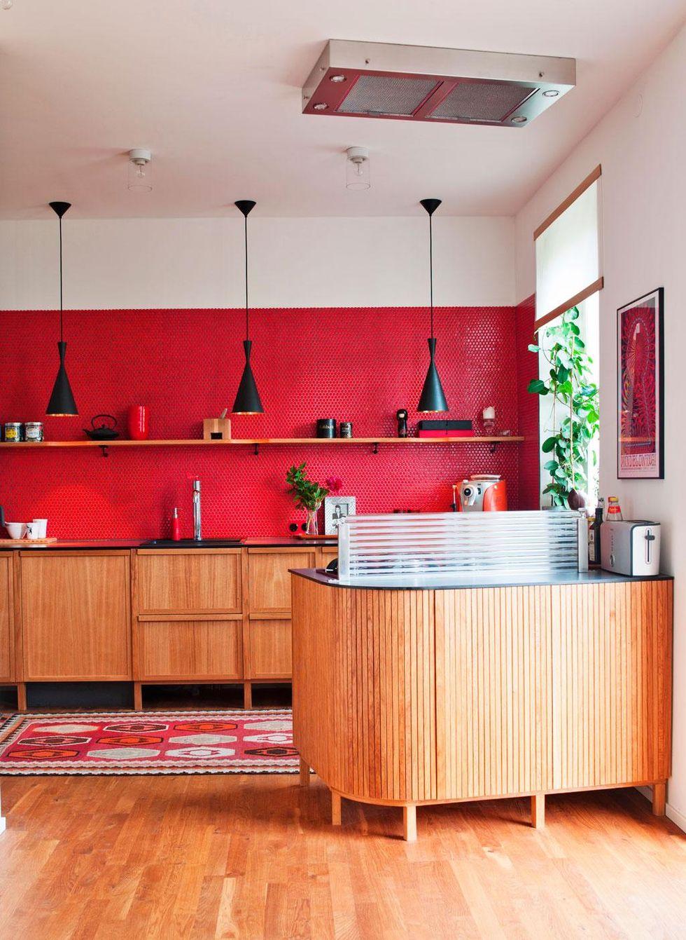 Ett kök skräddarsytt in i minsta detalj – hus & hem