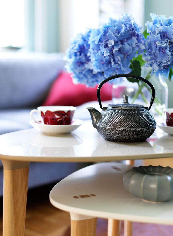 Förnya vardagsrummet u2013 klassiskt retro Hus& Hem