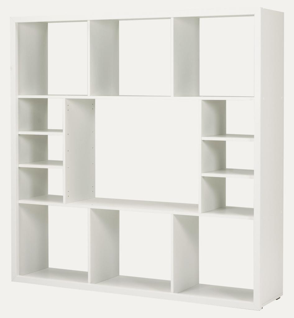 bokhylla mio ~ tvåsidiga bokhyllor  hus & hem