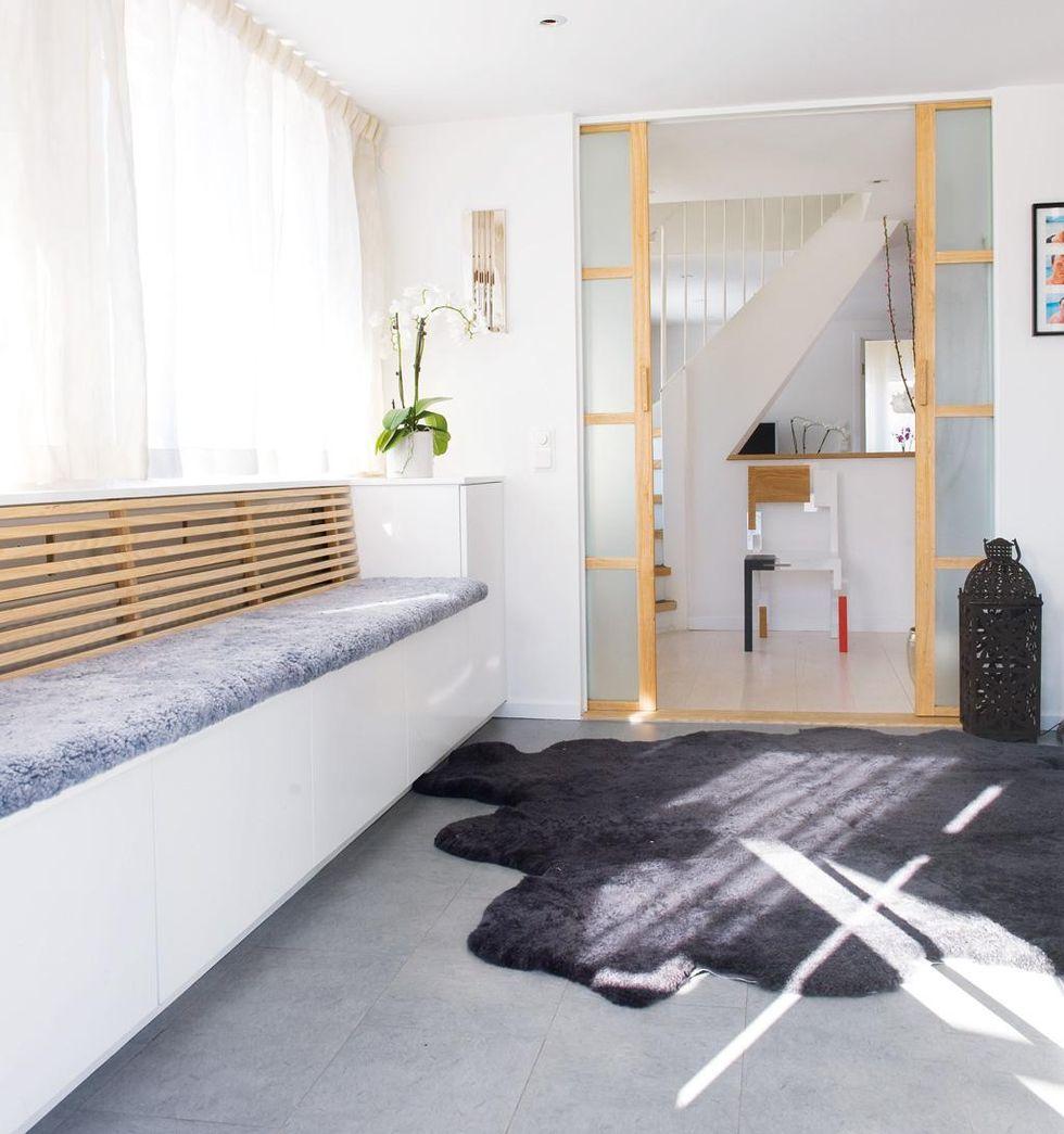 Smart Förvaring I Utbyggt 20 Talshus Hus& Hem