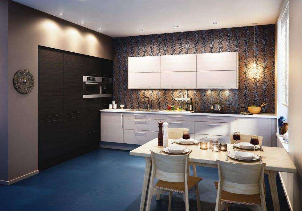 det här köket (