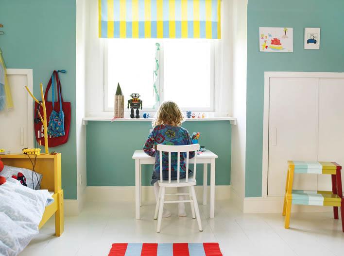 Dekorera väggarna i barnrummet – Hus & Hem