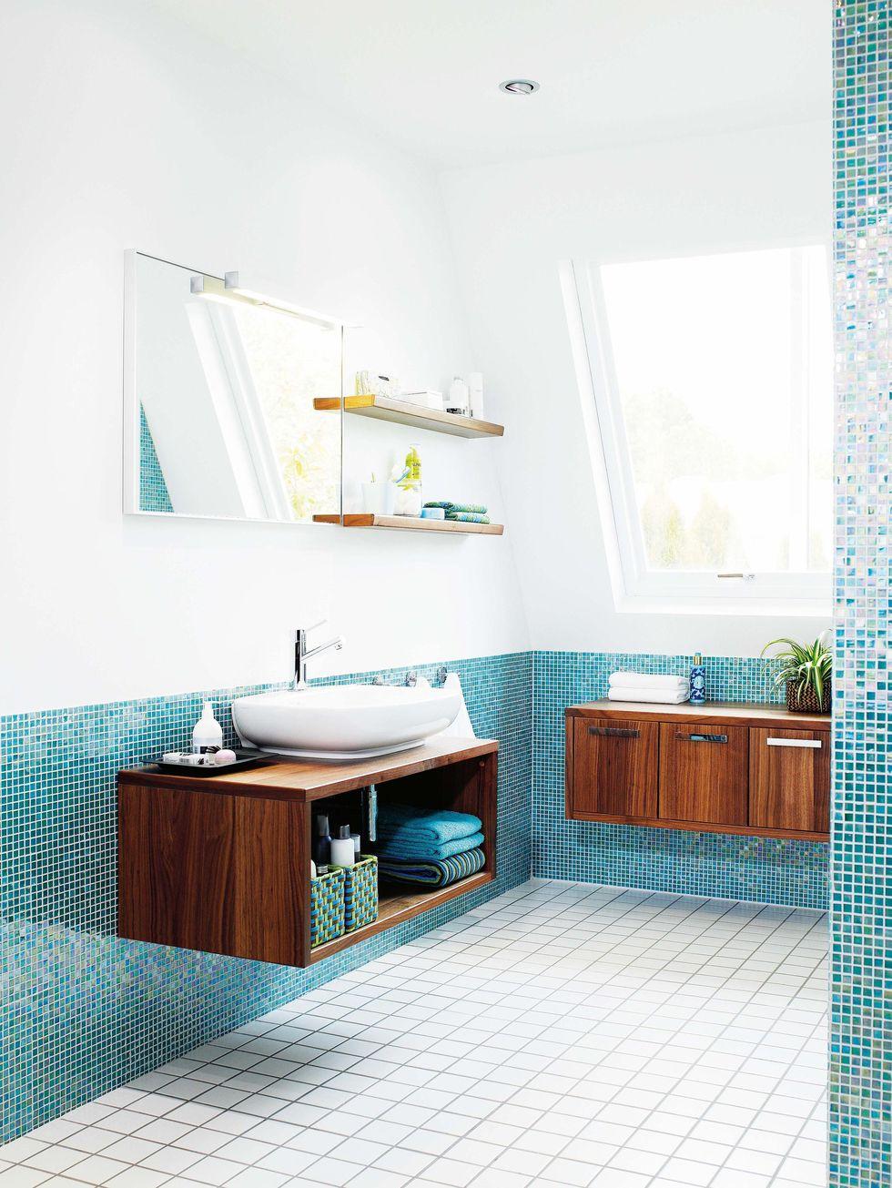 Inredning tätskikt våtrum : Badrummet - 10 viktiga frågor – Hus & Hem