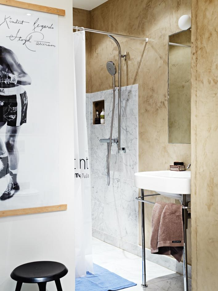 Badrum för två generationer Hus& Hem