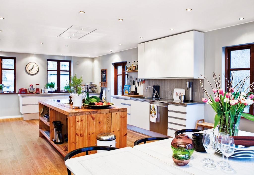 Hemtrevligt Kok : Matproffsens smarta kok  Hus & Hem