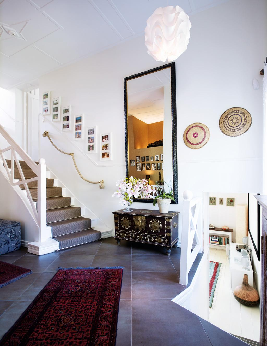 Utbyggt i new england stil – hus & hem