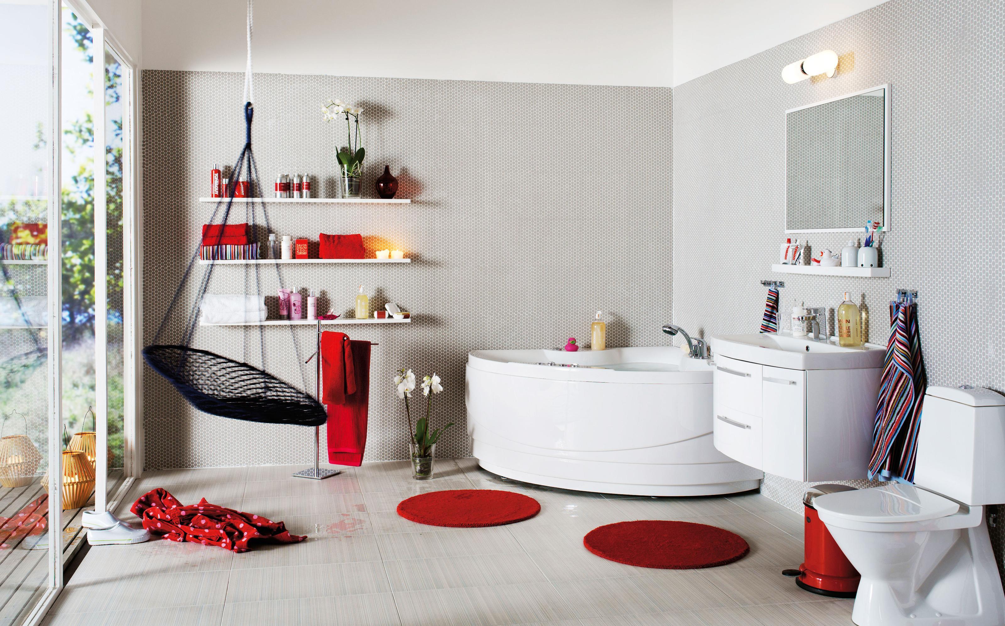 Förstärka ett badrumsgolv – hus & hem