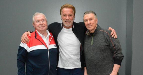 Arnold Classic-posering poängsätts!