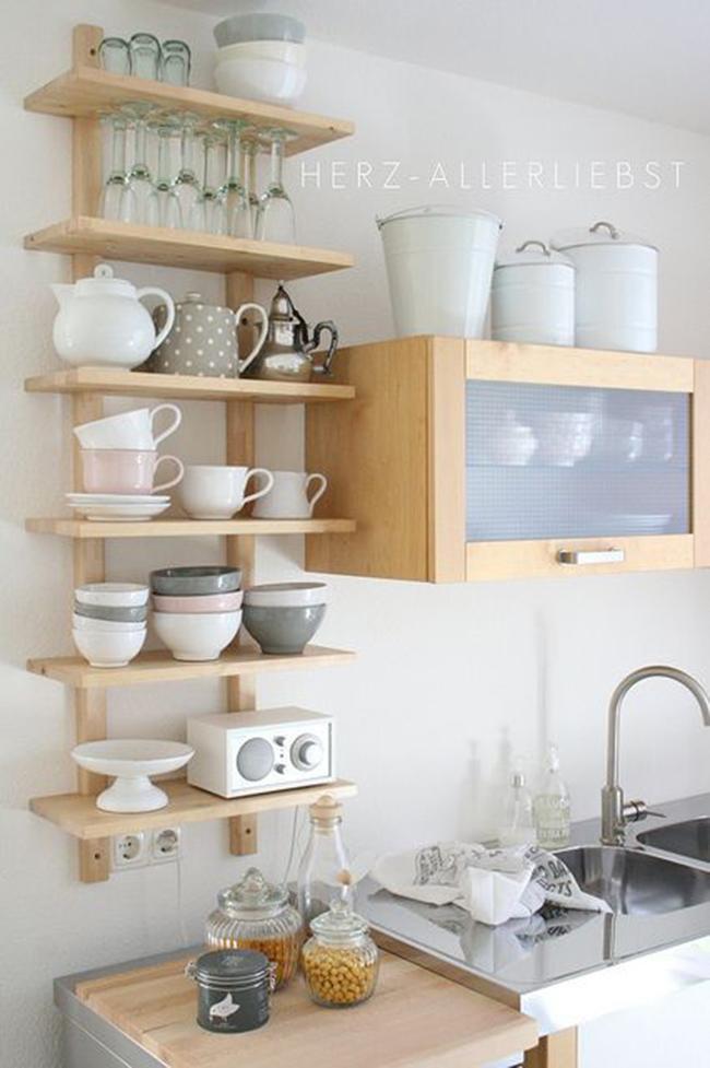 Hemtrevligt Kok : enkla sott att fo ditt kok att se dyrare ut  Hus & Hem