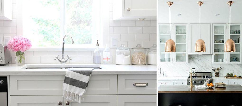 9 enkla sätt att få ditt kök att se dyrare ut