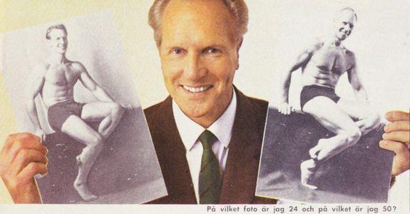 Om kraftsportprofilen Arne Tammer