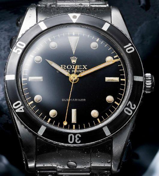 Ikonen - Rolex Submariner