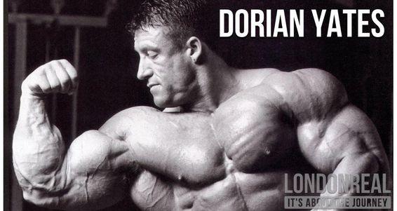 Mr Olympia Dorian Yates intervjuad