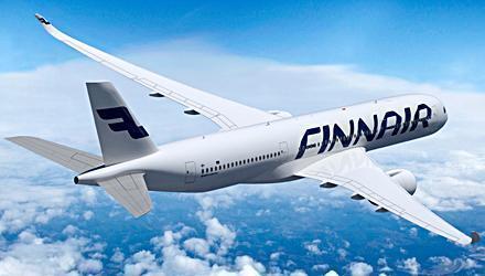 Sjukskrivningar tvingar Finnair ställa in flyg