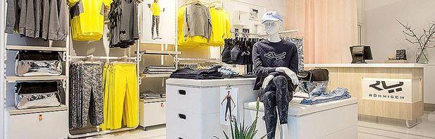 Röhnisch har byggt om sin butik