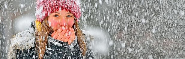 Kvinnor fryser lättare än män