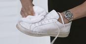 Experten tipsar: Så håller du dina sneakers vita
