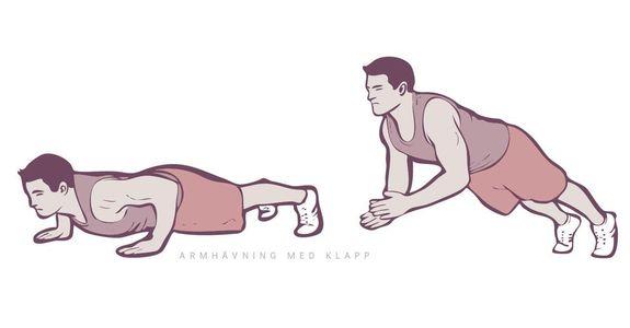 Så tränar du seriöst hemma