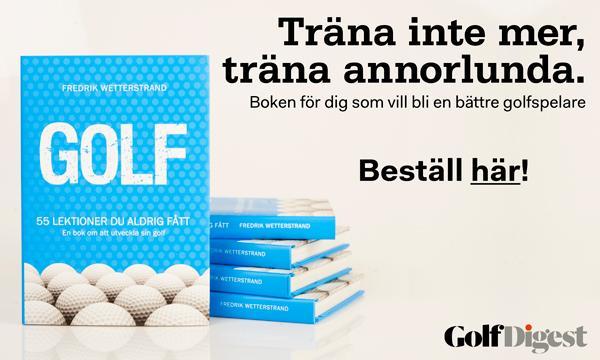 Ny bok från Golf Digest