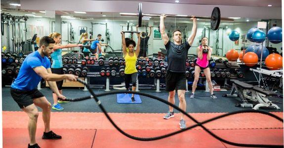 Ett kritiskt öga på gymbranschen