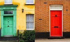 Det här avslöjar färgen på din ytterdörr om dig