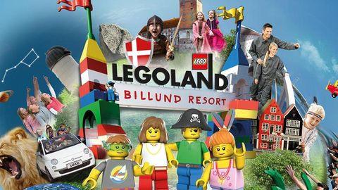 Teckna dig till LEGOLAND®!