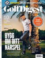 Golf Digest 1/2016